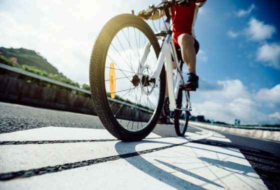 Des balades à vélo sur les voies vertes des Côtes-d'Armor